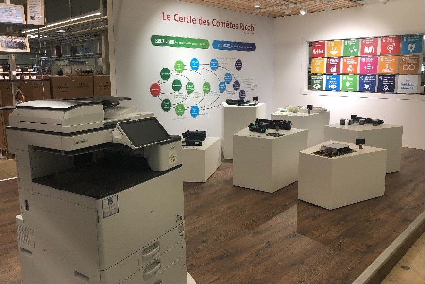 Ricoh Industrie France obtient la certification ''Service France Garanti'' !